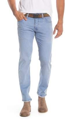 Wrangler Spencer Slim Straight Leg Jeans