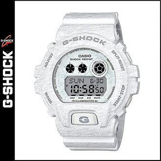 Casio (カシオ) - (カシオ) CASIO G-SHOCK 腕時計 HEATHERED COLOR SERIES メンズ レディース GD-X6900HT-7JF ホワイト ユニセックス