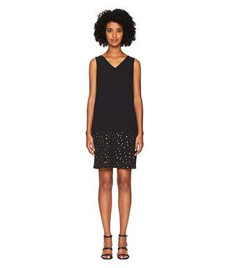 Moschino Cady Dress with Star Detail