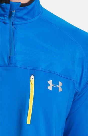Under Armour 'Imminent Run' Quarter Zip Pullover