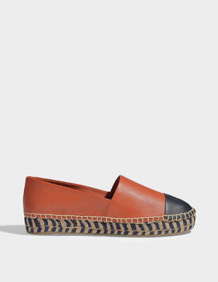 Tory Burch Colour black platform espadrilles