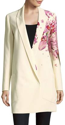 Akris Women's Shawl Lapel Coat