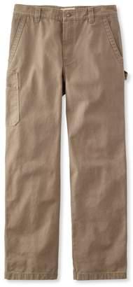 L.L. Bean L.L.Bean Katahdin Iron Works Nor'easter Cotton Pants