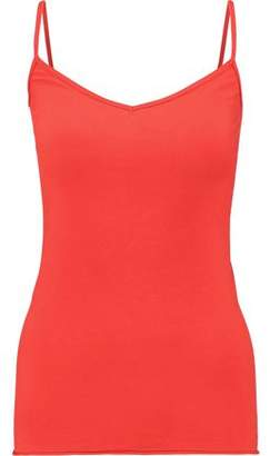 Enza Costa Stretch-Cotton Jersey Camisole