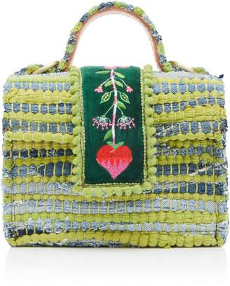 Kooreloo Divine Petite Fabric Jean Top Handle Bag