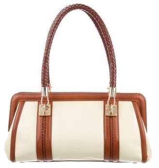 Michael Kors Bicolor Leather Shoulder Bag