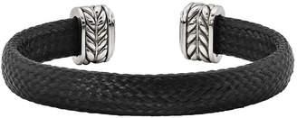FINE JEWELRY Edward Mirell Mens Cuff Bracelet Titanium
