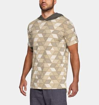 Under Armour Men's UA Baseline Short Sleeve Hooded Tee