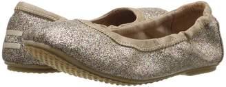 Toms Kids Ballet Flat Girls Shoes