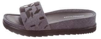 Donald J Pliner Cava Beaded Sandals w/ Tags