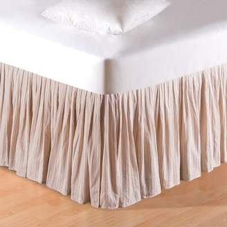 C&F Home Striped Bed Skirt