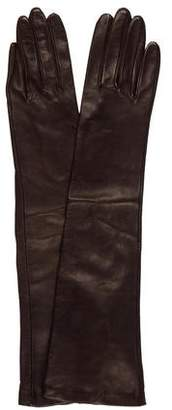 Saks Fifth Avenue Leather Gloves w/ Tags