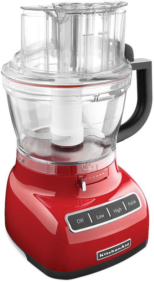 KitchenAid KFP1322ER 13 Cup Food Processor