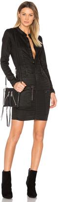 G-Star Powel Sweater Dress $260 thestylecure.com