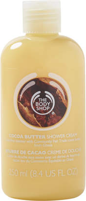 The Body Shop Online Only Cocoa Butter Shower Gel