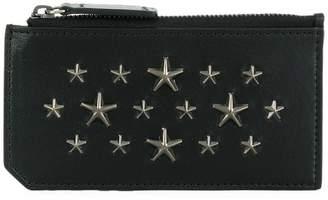 Jimmy Choo star design wallet