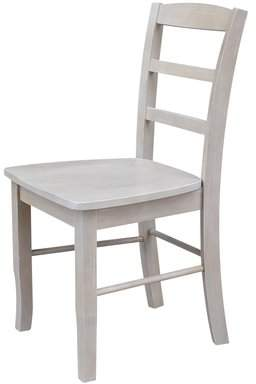 August Grove Brianne Solid Wood Dining Chair