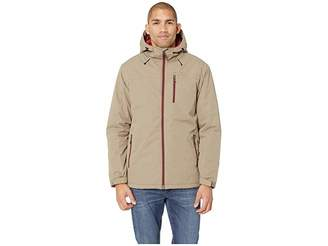 White Sierra Pine Springs Insulated Jacket