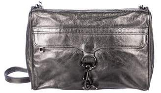 Rebecca Minkoff Metallic Leather M.A.C. Bag