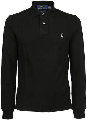 Ralph Lauren Polo Long-sleeved Polo Shirt
