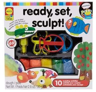 Alex Ready, Set, Sculpt!