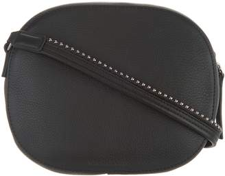 At Qvc Vince Camuto Leather Studded Crossbody Bag Eroa