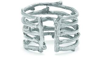 Chupi - Love Is All You Need Twig Ring in Silver