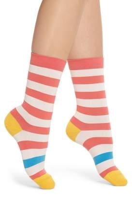 Paul Smith Fearne Stripe Crew Socks