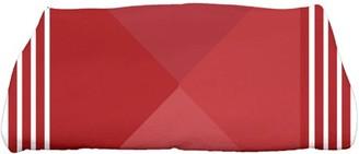 "Simply Daisy 28"" x 58"" Nautical Angles Geometric Print Bath Towel"