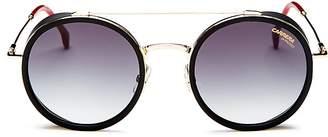 Carrera Women's Round Sunglasses, 50mm