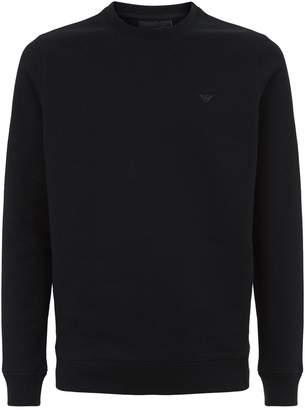 Armani Jeans Logo Sweater
