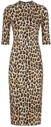 1b7d35491fdf Alice + Olivia Leopard Print Dresses - ShopStyle
