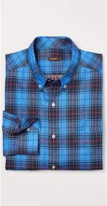 J.Mclaughlin Carnegie Classic Fit Shirt in Scotch Tartan