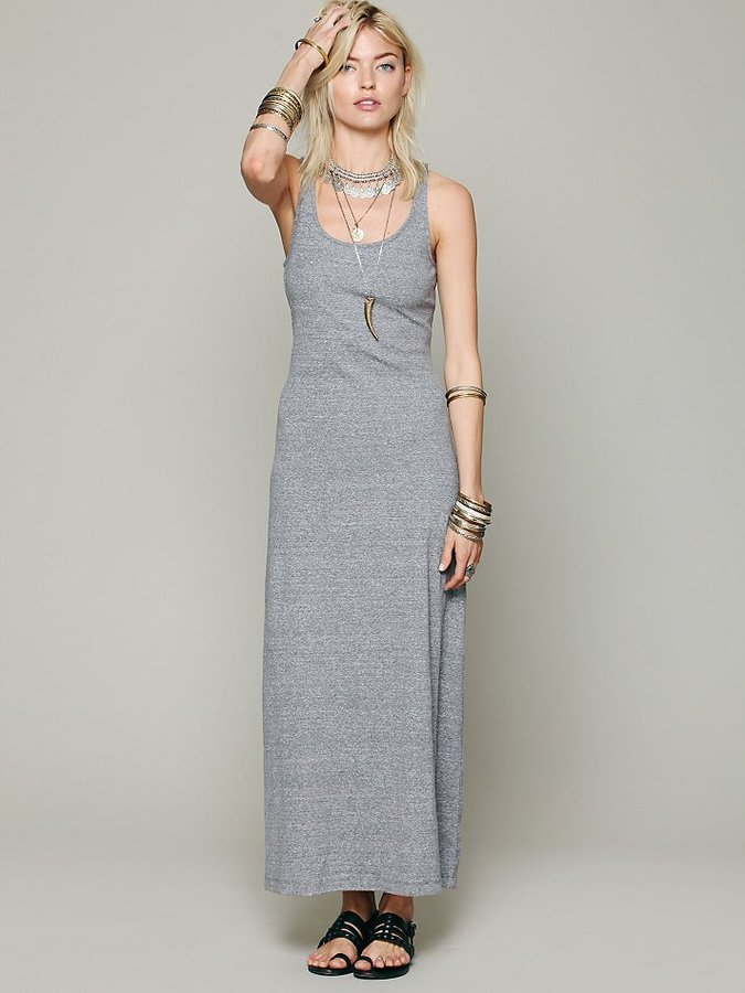Free People Solid Maya Maxi