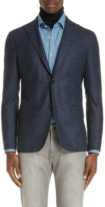 Eidos Trim Fit Tweed Wool Sport Coat