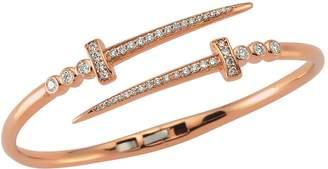 Bee Goddess Sword Hinge Diamond Bracelet