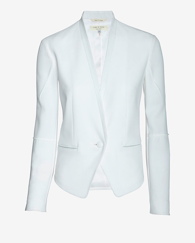 Rag and Bone Rag & bone Darted Pascal Blazer
