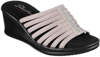 Skechers Rumblers Hotshot Wedge Sandals