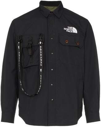 The North Face Black Label Coach strap pocket shirt