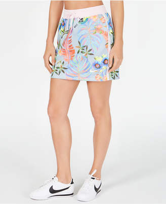 Nike Sportswear Ultra-Femme Floral-Print Skirt