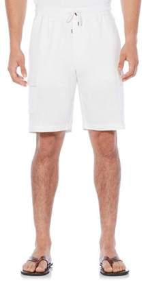 Cafe Luna Men's Drawstring Short with Elastic Waistband