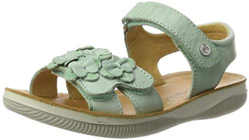 Naturino Girls' 5740 Wedge Heels Sandals turquoise Size: