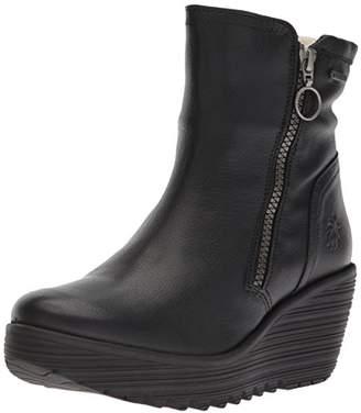Fly London Women's Gore-TEX YOLK060FLY Boots Black (Warm Lining), 37 EU