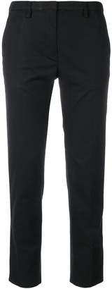 Emporio Armani cropped straight-leg jeans