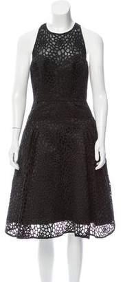 Milly Lace Midi Dress