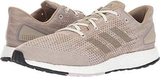adidas Men's Pureboost DPR Running Shoe raw Grey/aero Blue