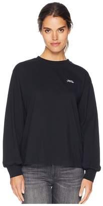 Vans Lorraine Long Sleeve Top Women's Clothing