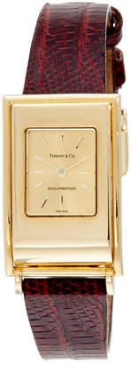 Tiffany & Co. Heritage  Women's 1990S Schlumberger Watch