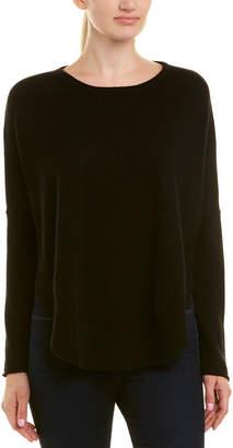 Qi Poncho Sweater