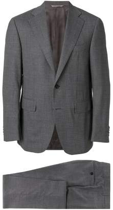 Canali slim fit two-piece suit